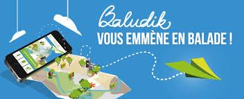 Baludik, l'application qui vous emmène en ballade